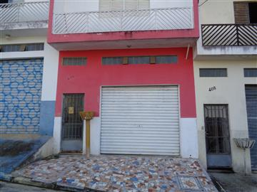 Casas no bairro Pouso Alegre na cidade de Franco da Rocha