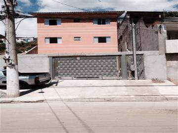 Prédios Residenciais no bairro Jardim Luciana na cidade de Franco da Rocha