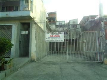 Casas no bairro Vila dos Comerciários na cidade de Franco da Rocha