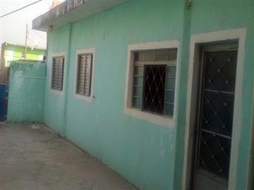 Casas no bairro Vila Palmares na cidade de Franco da Rocha