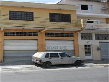 Salões Comerciais no bairro Parque Vitoria na cidade de Franco da Rocha