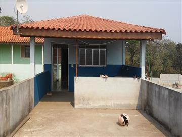 Casas no bairro Vila Belmiro na cidade de Franco da Rocha