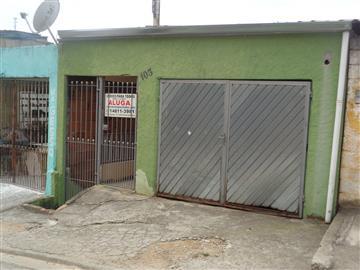 Casas no bairro Jardim Progresso na cidade de Franco da Rocha
