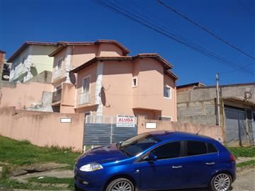 Casas no bairro Jardim Luciana na cidade de Franco da Rocha