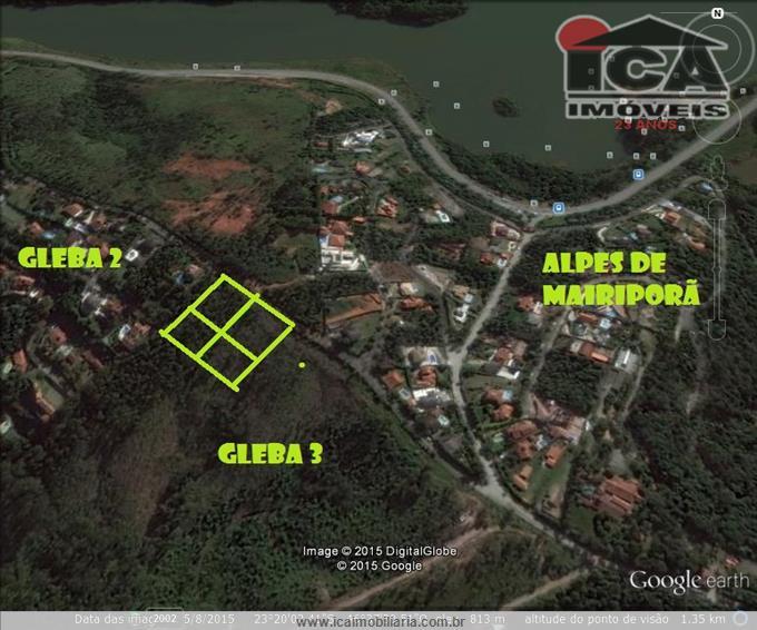 Terrenos em Condomínio em Mairiporã no bairro Alpes de Mairiporã