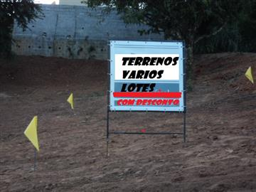 Terrenos no bairro Jardim Imperial na cidade de Atibaia