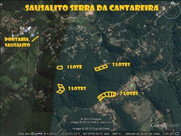 Terrenos em Condomínio no bairro Sausalito na cidade de Mairiporã