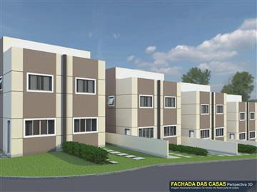 Casas em Condomínio R$189.810,00  Ref: 531