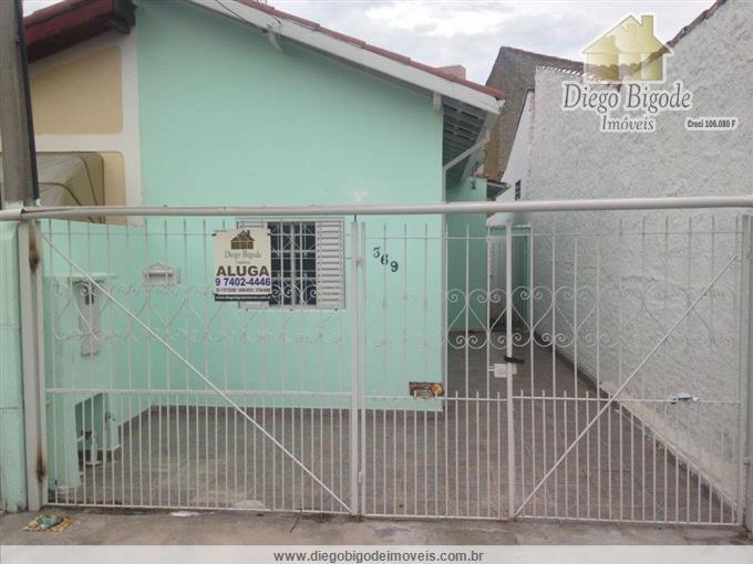 Casas em Taubaté no bairro Centro