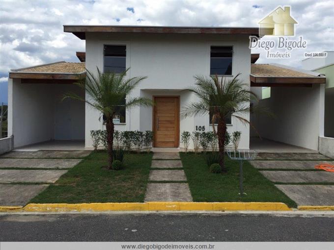 Casas em Condomínio em Tremembe no bairro Não Especificado