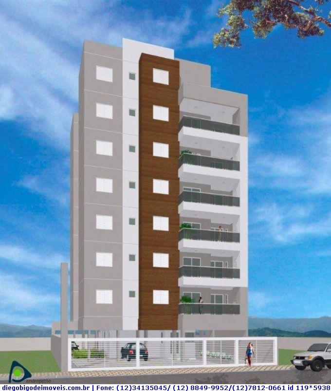 Apartamentos Lançamentos em Taubaté no bairro Barranco