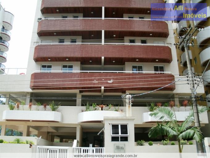 Apartamentos no Litoral em Praia Grande no bairro Canto do Forte