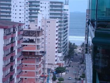 Coberturas no bairro Canto do Forte na cidade de Praia Grande