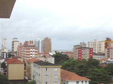 Apartamentos no Litoral no bairro Canto do Forte na cidade de Praia Grande