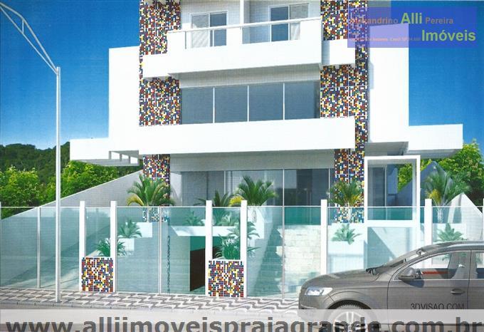 Apartamentos Lançamentos em Praia Grande no bairro Canto do Forte
