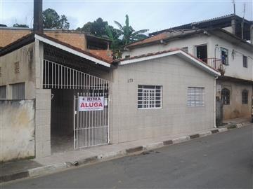Casas no bairro Vila Nova na cidade de Registro