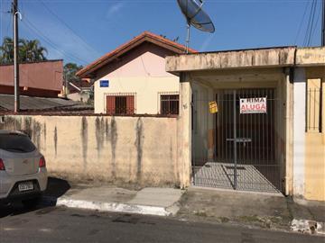 Casas no bairro Vila Nova Ribeira na cidade de Registro