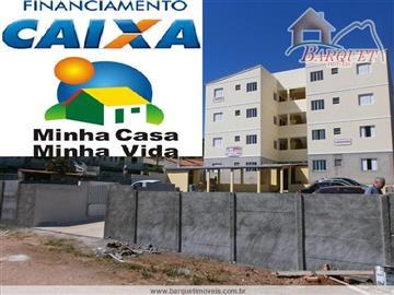 Apartamentos  Atibaia R$160.000,00