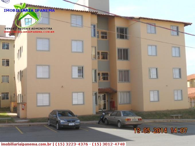 Apartamentos em Sorocaba no bairro Condominio Horto Florestal Reserva