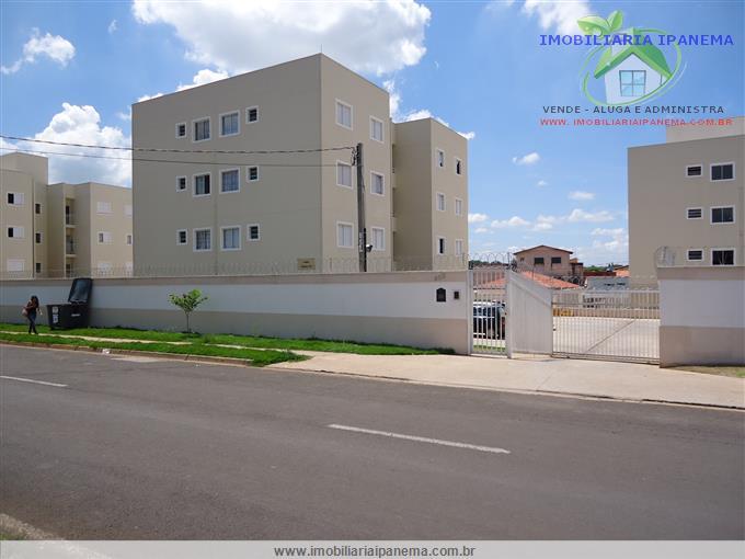 Apartamentos em Sorocaba no bairro Jardim Califórnia