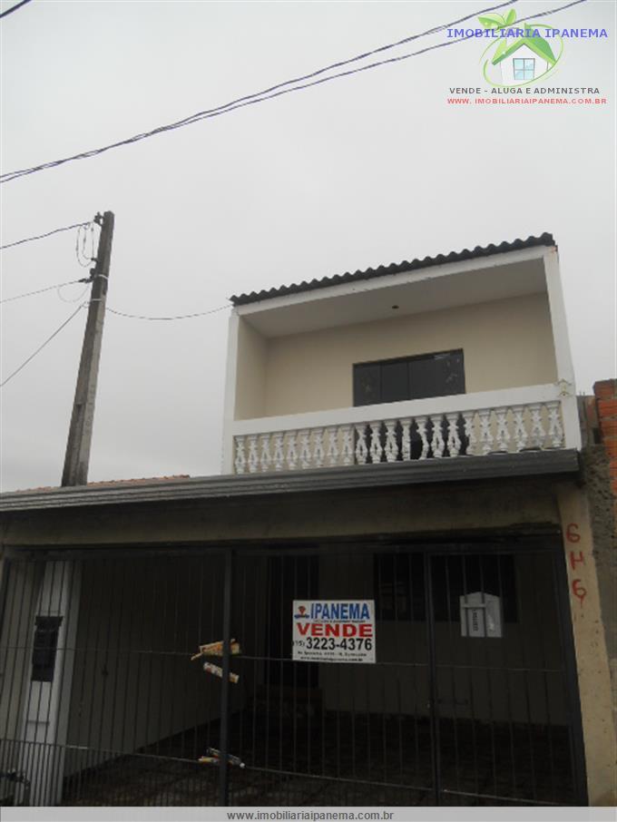 Casas em Sorocaba no bairro Ipanema Ville