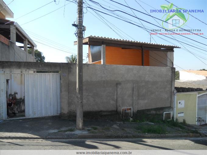 Casas em Sorocaba no bairro Vila Carvalho