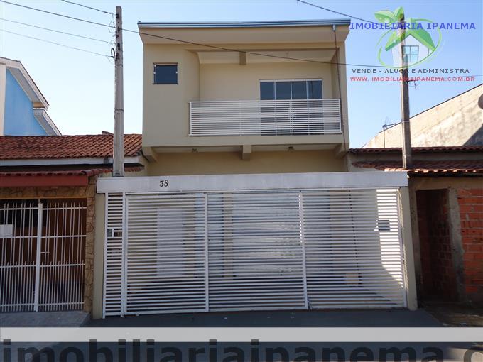 Casas em Sorocaba no bairro Jardim Luciana Maria
