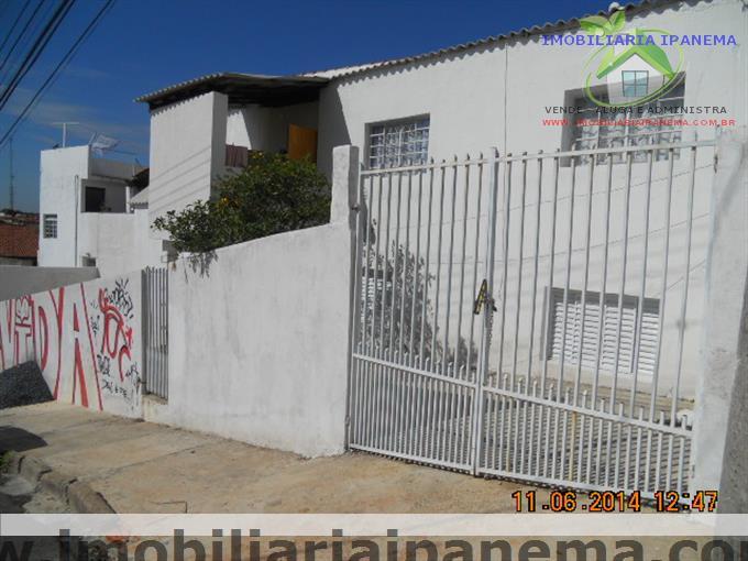Casas em Sorocaba no bairro Vila Santana