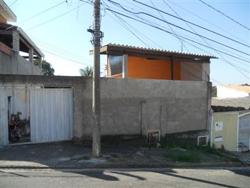 Casas no bairro Vila Carvalho na cidade de Sorocaba