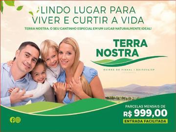 Pinhal R$150.000,00 FINANCIAMENTO DIRETO COM A LOTEADORA