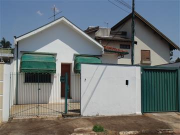 Casas no bairro Fonte na cidade de Araraquara