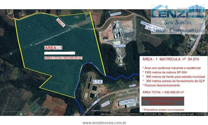 Jarinú | Áreas para Loteamentos em Não Especificado