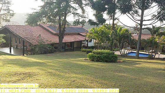 Chácara Alto Padrão em Atibaia no bairro Centro