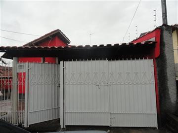 Casas no bairro Padre Aldo Bolini na cidade de Bragança Paulista