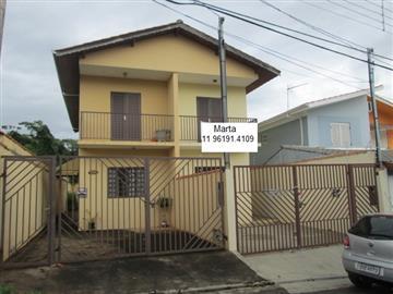 Casas no bairro Jardim Califórnia na cidade de Bragança Paulista