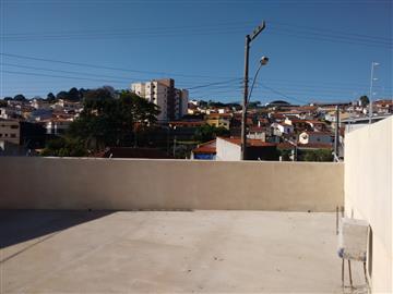 Casas no bairro Vila Aparecida na cidade de Bragança Paulista