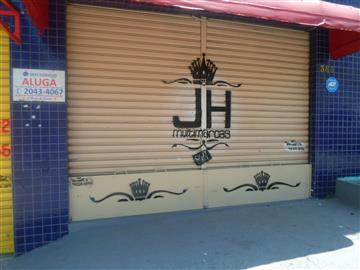 Salões Comerciais Ponte Rasa R$1.000,00