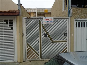 Sobrados Vila Nova Curuca R$1.260,00