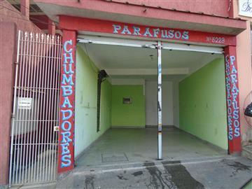 Salões Comerciais Jardim Santana R$1.600,00