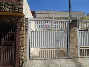 Sobrados Jardim Três Marias R$1.700,00